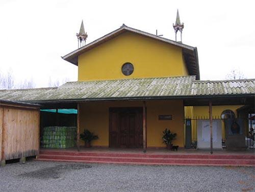 Hogar María Olga Tuñón de Barriga, Curicó