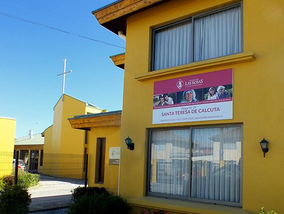 Hogar Madre Teresa de Calcuta, Talcahuano