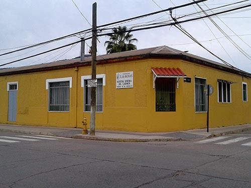 Hogar Nuestra Señora del Carmen, Nogales