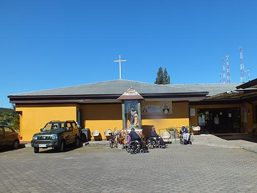 Hogar Juan Pablo II, Arauco