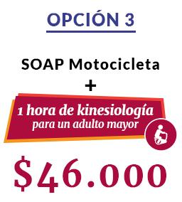 SOAP Moto 3